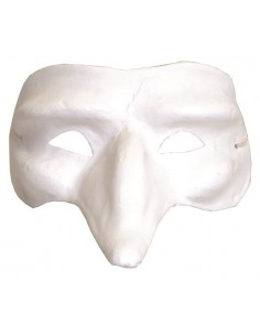 Masque Loup à Long Nez - 19...