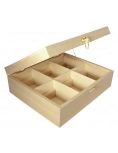 Boîte à 6 compartiments...