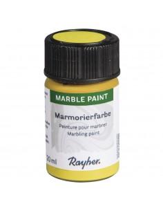 """Peinture à Marbrer """"Jaune..."""