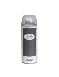 Spray Chalky Finish...