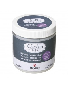 Vernis Chalky Finish Clair...