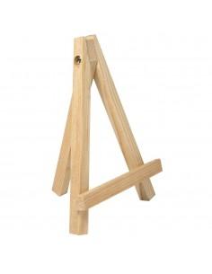Chevalet en bois - 11 x 7.5...