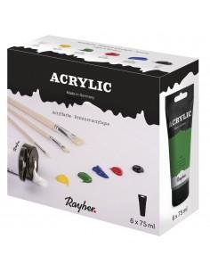 Set de Peinture Acrylique...