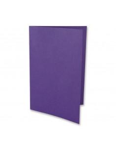 """Cartes B6 """"Violet"""" - 220 gr..."""