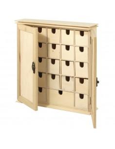 Petite armoire en bois avec...