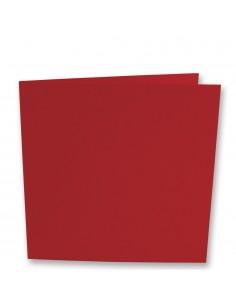 """Cartes Carrées """"Rouge..."""