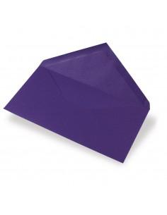"""Enveloppes Longues """"Violet""""..."""