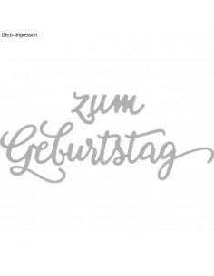 "Pochoirs à estamper ""Zum..."