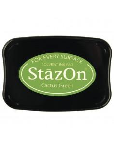 "Tampon Encreur StazOn ""Vert..."