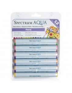 Marqueurs Spectrum Aqua...