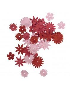 Mélange de Fleurs en Papier...