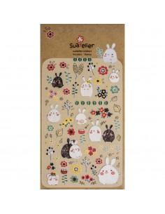 "Stickers ""Bonny"" - 15 x 9.2 cm"