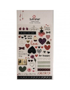 """Stickers """"Love Actually"""" -..."""