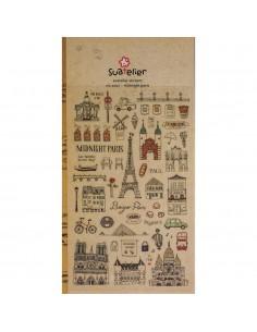 "Stickers ""Midnight Paris"" -..."
