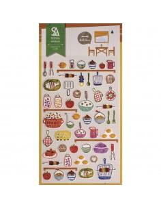 """Stickers """"Kitchen"""" - 15 x..."""