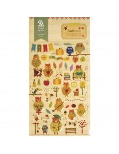 "Stickers ""Autumn"" - 15 x..."