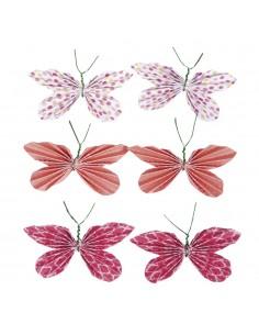 Stickers Papillons en...