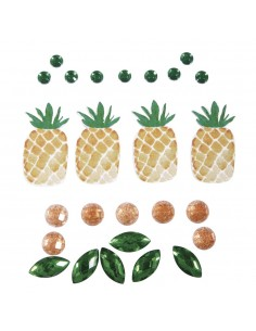 Stickers Tropic Ananas -...