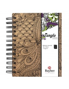 Tangle Journal Memory...