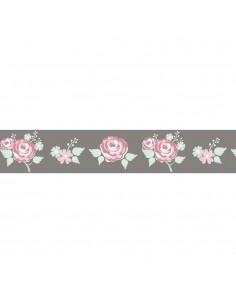 "Washi Tape Roses ""Taupe"" -..."