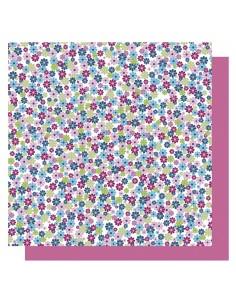 Papier pour Origami Fleurs...