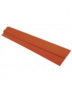 """Papier Crépon """"Orange"""" - 30..."""
