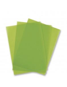 """Papier Parchemin """"Vert..."""