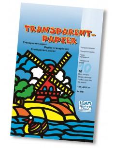 Papier Transparent...