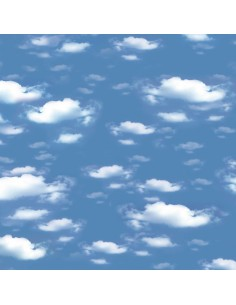 "Papier Transparent ""Nuages""..."