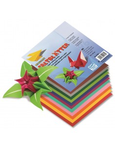 Papier à plier pour Origami...