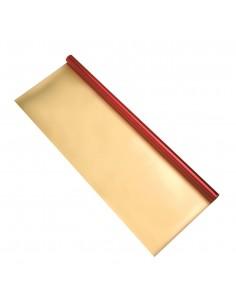 """Papier aluminium """"Rouge &..."""