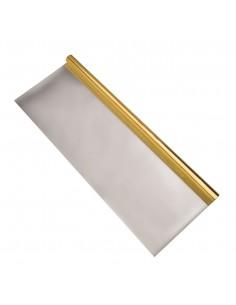 """Papier aluminium """"Or &..."""