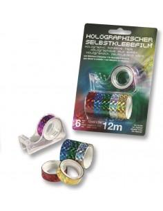 Set de Tapes holographiques...