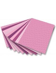 Bloc de papier à motifs...