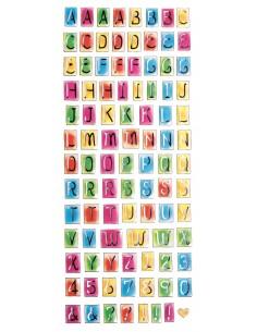 "Stickers 3D ""Alphabet"""