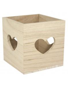 Support en bois pour...