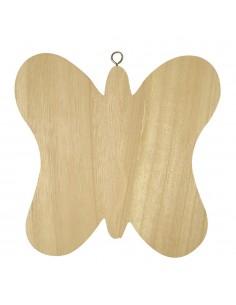 Papillon en bois avec...