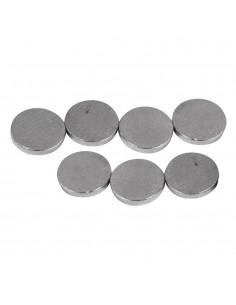 Aimants - 1 mm - Ø 6 mm