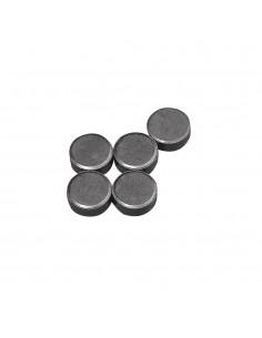 Aimants - 5 mm -Ø 13 mm