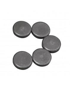 Aimants - 5 mm - Ø 20 mm