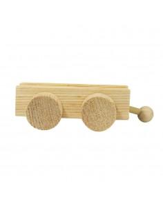 Wagon en bois pour lettres...