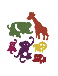 "Formes en Crepla ""Zoo"" - 3..."