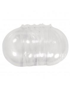 Boules en plastique...