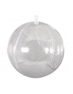 Boule en plastique avec...