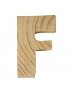 """Lettre """"F"""" en bois """"Spécial..."""