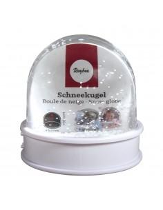 Boule à neige - 9 x 9.5 cm