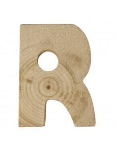 """Lettre """"R"""" en bois """"Spécial..."""