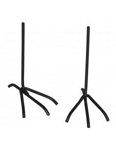 Pieds en fil de fer - 5 x 4 cm