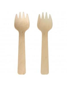 Fourchettes en bois - 10.2...