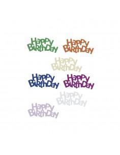 Paillettes Happy Birthday...
